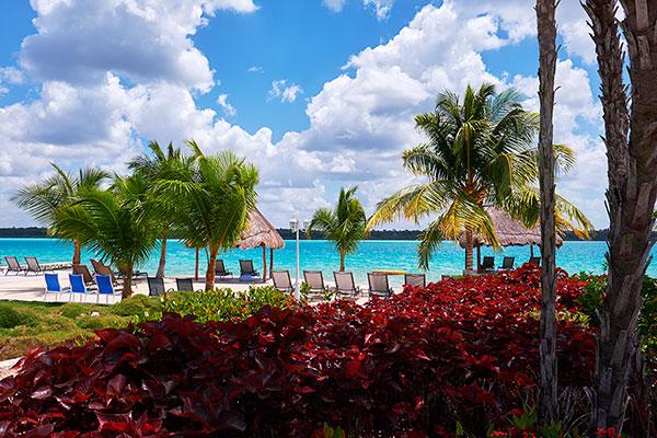 Seven Color Lagoon views